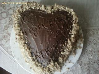 Рецепт торта негритёнок
